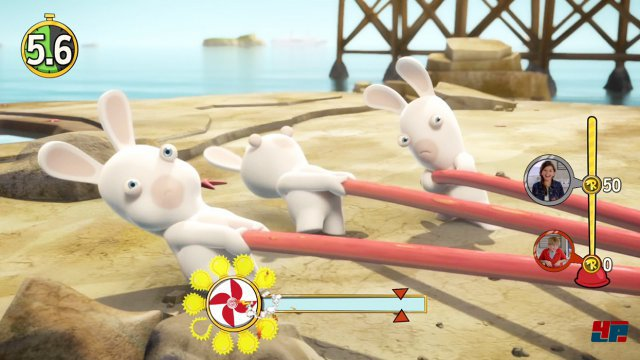 Screenshot - Rabbids Invasion: Die interaktive TV-Show (360)
