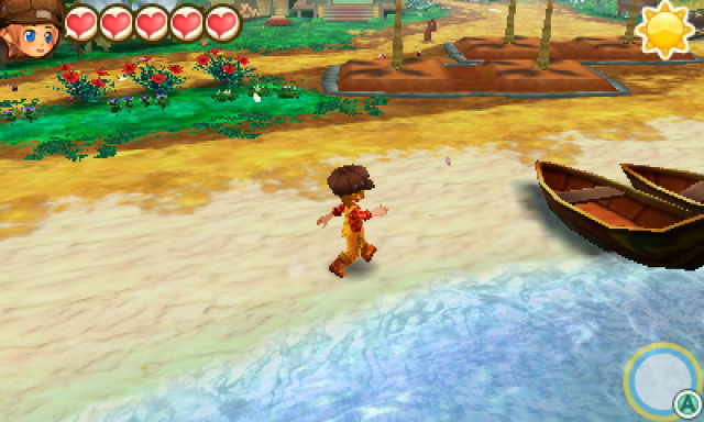 Screenshot - Story of Seasons: Trio of Towns (3DS) 92554157