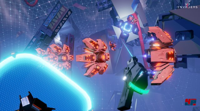 Screenshot - VR Invaders (PS4) 92544567