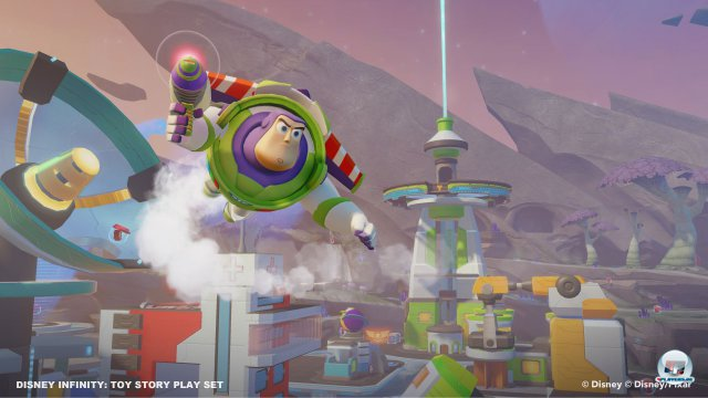 Screenshot - Disney Infinity (360) 92470842