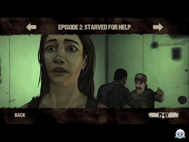 Screenshot - The Walking Dead: Episode 2 Starving for Help   (PC)