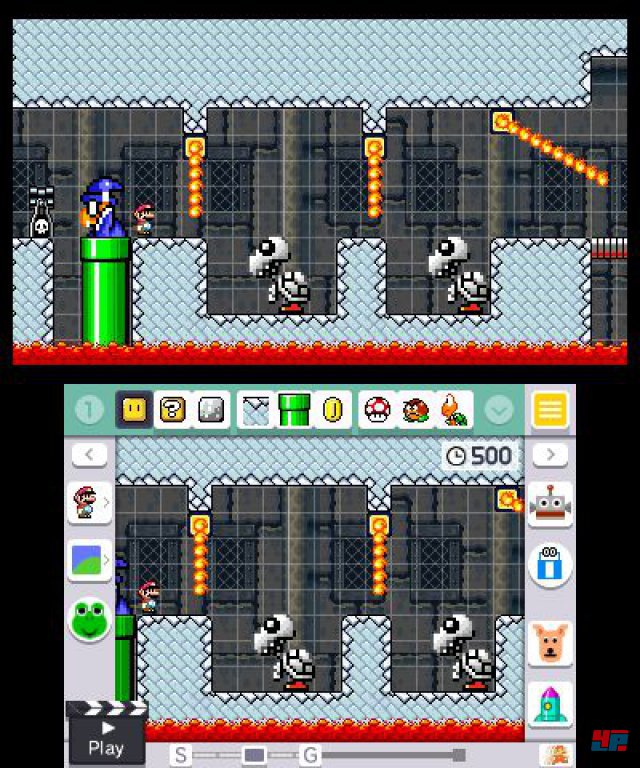 Screenshot - Super Mario Maker (3DS) 92537087