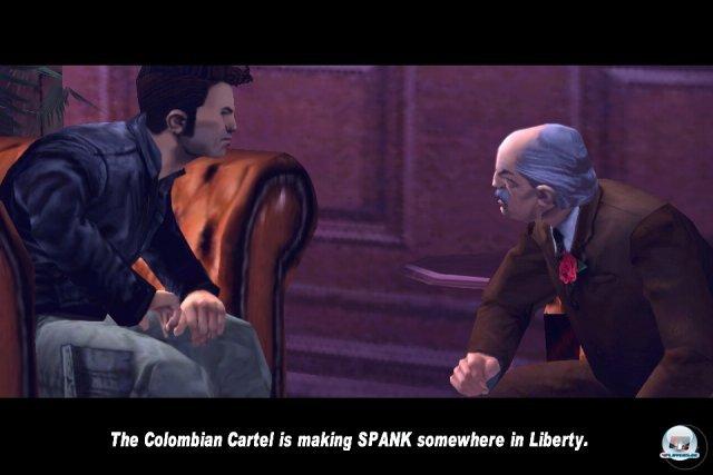 Screenshot - Grand Theft Auto III (iPhone) 2299317
