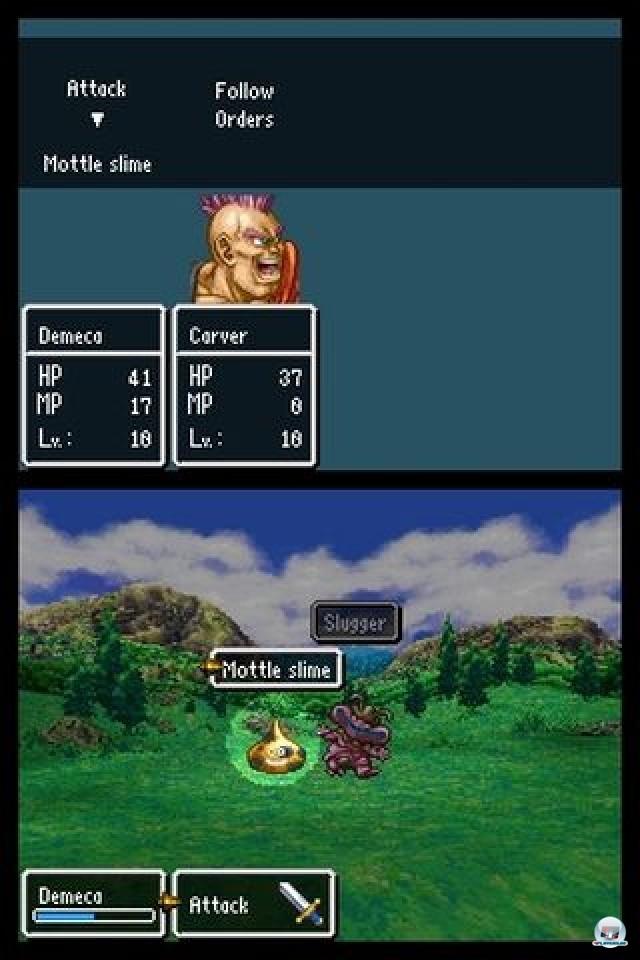 Screenshot - Dragon Quest VI: Wandler zwischen den Welten (NDS) 2216843