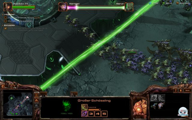 Screenshot - StarCraft 2: Heart of the Swarm (PC) 92457090