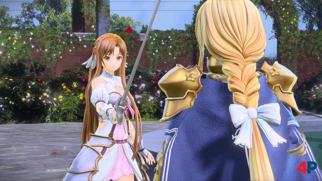 Screenshot - Sword Art Online: Alicization Lycoris (PC) 92596333