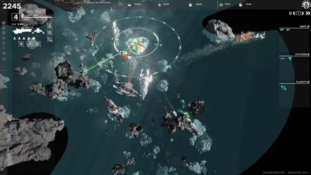 Screenshot - Falling Frontier (PC) 92640610