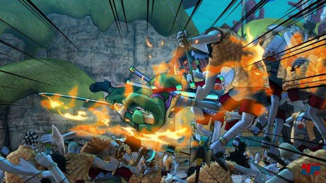 Screenshot - One Piece: Pirate Warriors 3 (PlayStation3) 92497604