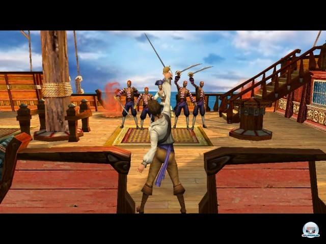 Screenshot - Sid Meier's Pirates! (iPad) 2242132