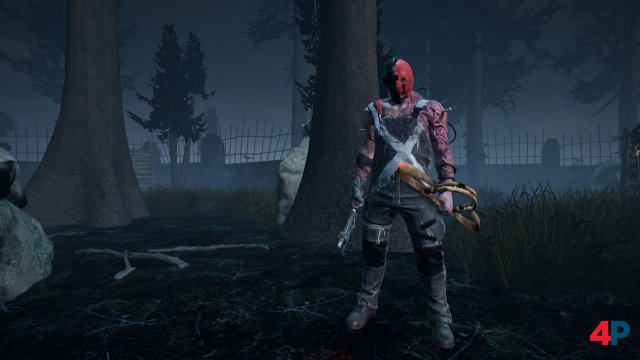Screenshot - Dead by Daylight (Switch)