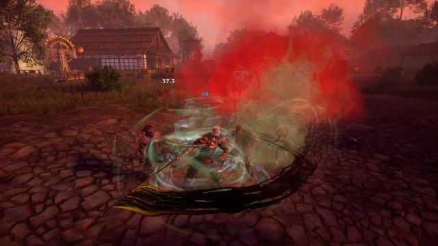Screenshot - Hanako: Honor & Blade (PC) 92640269