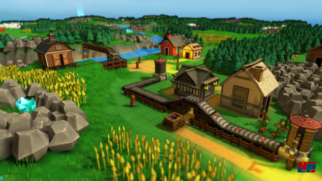 Screenshot - Factory Town (PC) 92584167