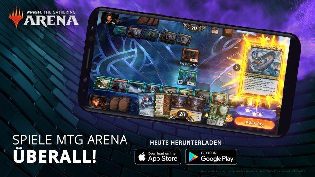 Screenshot - Magic: The Gathering - Arena (Android, iPhone) 92637977