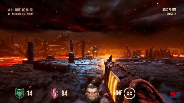 Screenshot - Hellbound (PC)
