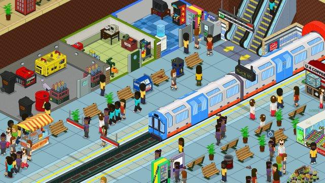 Screenshot - Overcrowd: A Commute 'Em Up (PC) 92625922