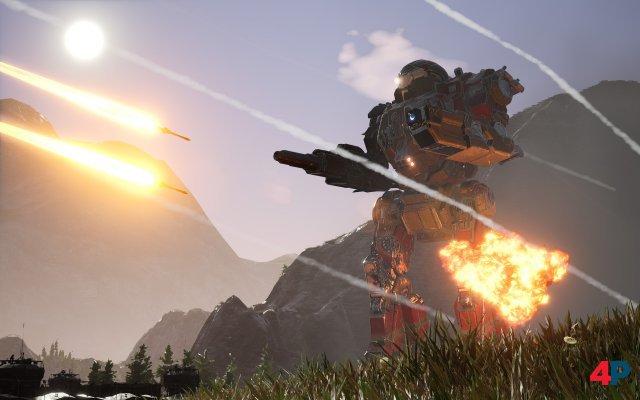 Screenshot - MechWarrior 5: Mercenaries (PC) 92602608