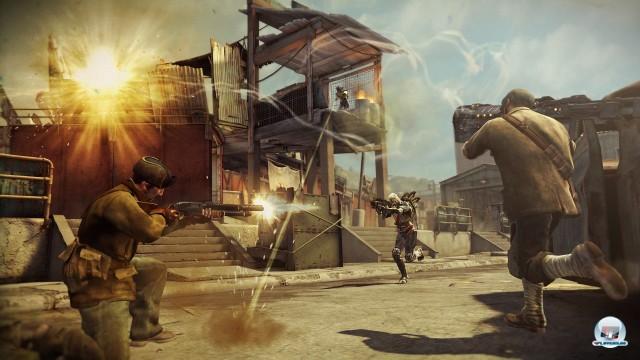 Screenshot - Resistance 3 (PlayStation3) 2227964