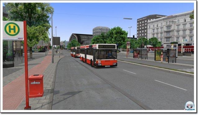 Screenshot - OMSI Hamburg -Tag & Nacht (PC) 92465004