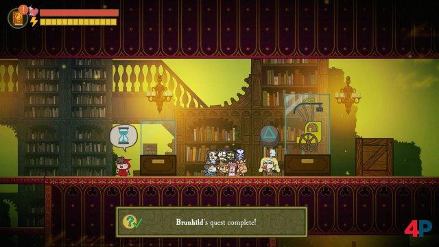 Screenshot - Bookbound Brigade (PC) 92593679