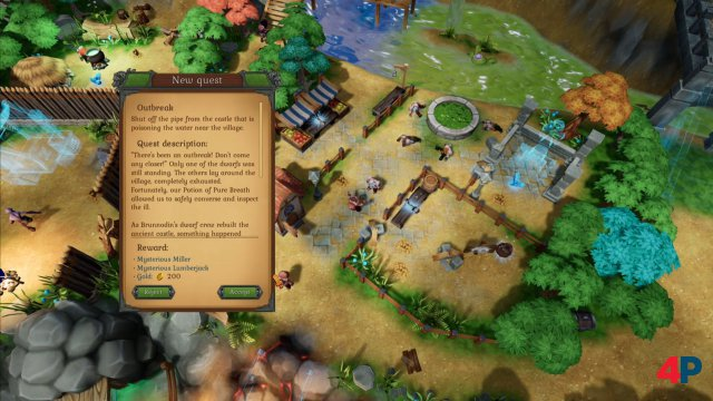 Screenshot - The Unexpected Quest (PC)