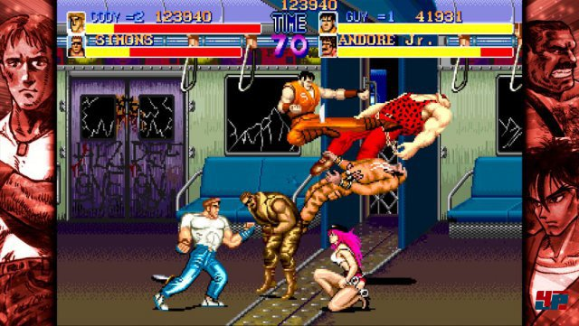 Screenshot - Capcom Beat 'Em Up Bundle (PC) 92573854
