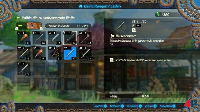 Screenshot - Hyrule Warriors: Zeit der Verheerung (Switch) 92629181