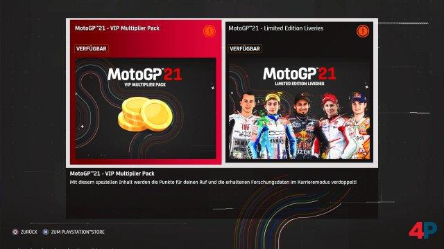 Screenshot - Moto GP 21 (PlayStation5) 92640523