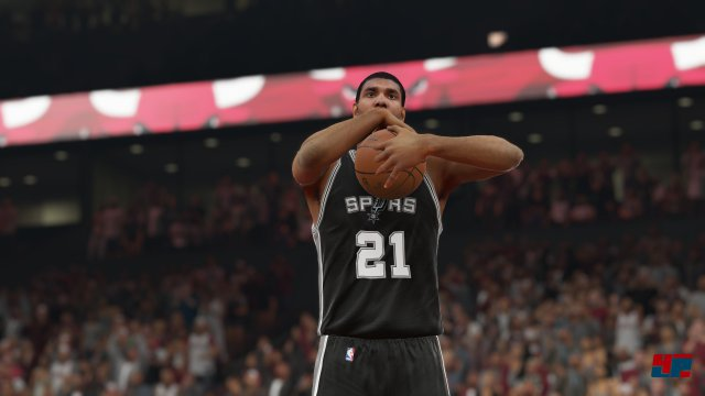 Screenshot - NBA 2K15 (PlayStation4) 92492117