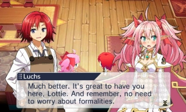 Screenshot - Lord of Magna: Maiden Heaven (3DS) 92503809