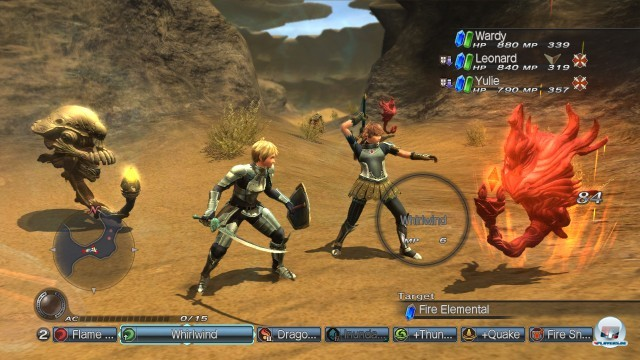 Screenshot - White Knight Chronicles II (PlayStation3)