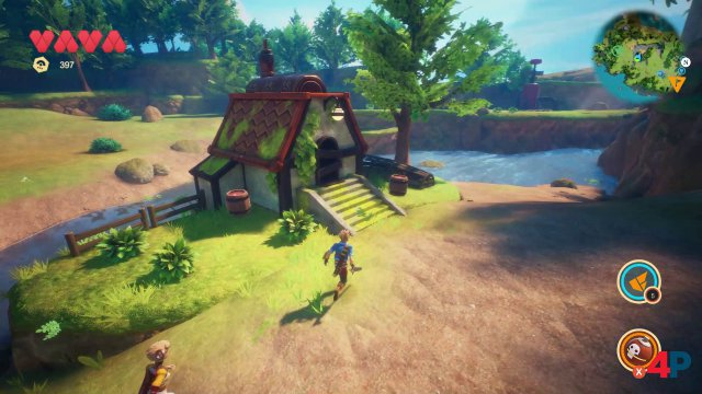 Screenshot - Oceanhorn 2: Knights of the Lost Realm (Switch) 92628180