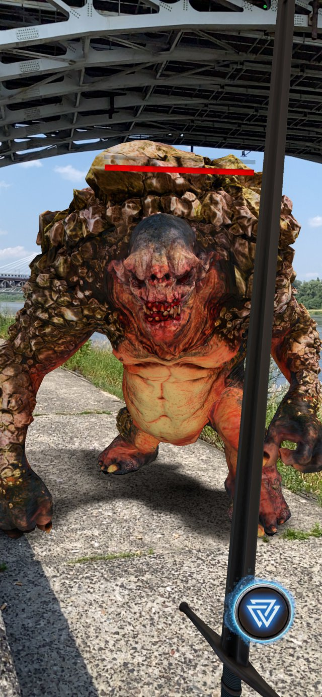 Screenshot - The Witcher: Monster Slayer (Android, iPad, iPhone)