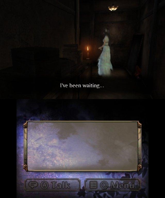 Screenshot - Spirit Camera: Das verfluchte Tagebuch (3DS)