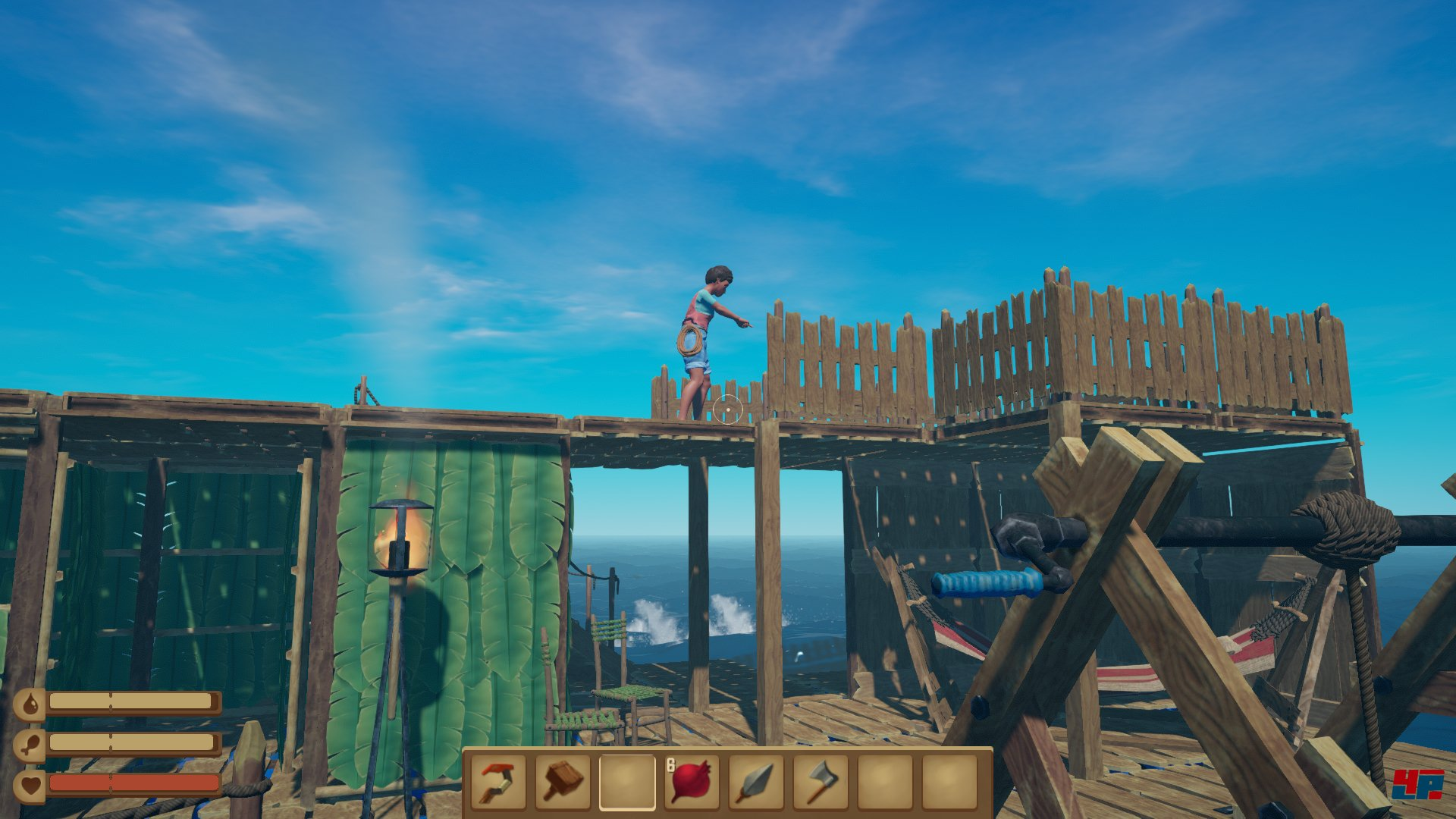 Raft Game Xbox