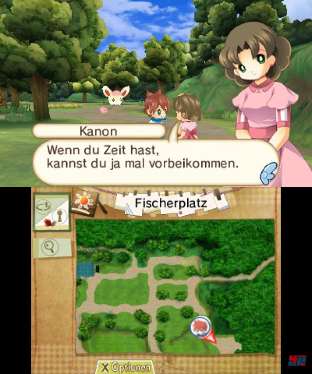 Screenshot - Hometown Story (3DS) 92477346