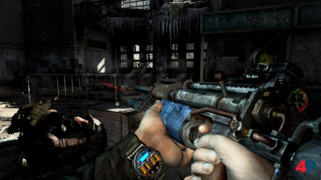 Screenshot - Metro Redux (Switch)