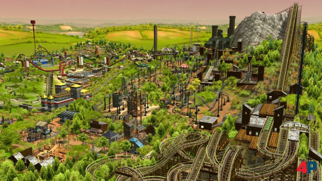 Screenshot - RollerCoaster Tycoon 3: Complete Edition (PC)