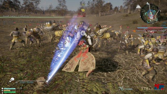 Screenshot - Dynasty Warriors 9 (XboxOneX) 92559805