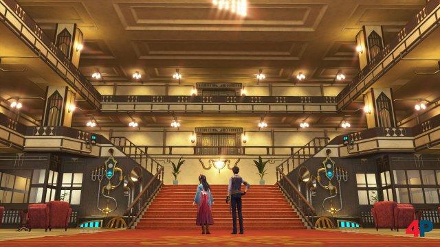 Screenshot - Sakura Wars (PS4) 92608176
