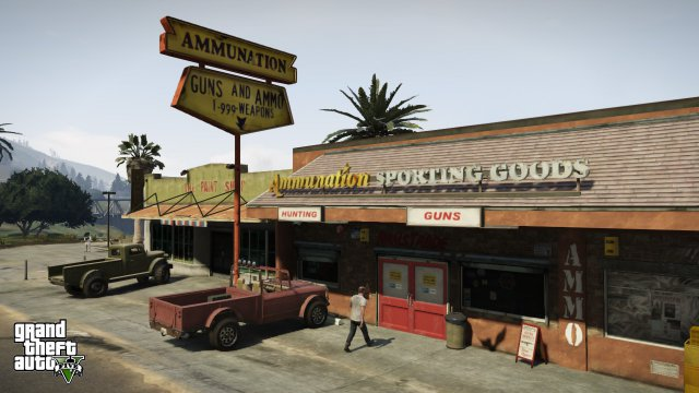 Screenshot - Grand Theft Auto 5 (360) 92468394