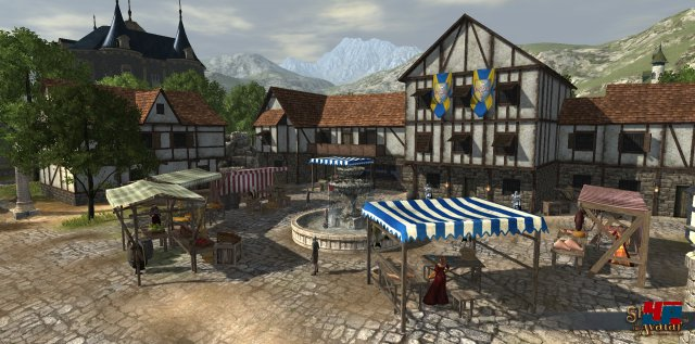 Shroud of the Avatar: Forsaken Virtues<br><br>... steht mit Ultima-Vater Richard