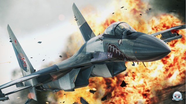 Screenshot - Ace Combat: Assault Horizon (360) 2222069