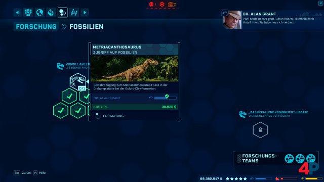 Screenshot - Jurassic World Evolution: Return to Jurassic Park (PC) 92603302