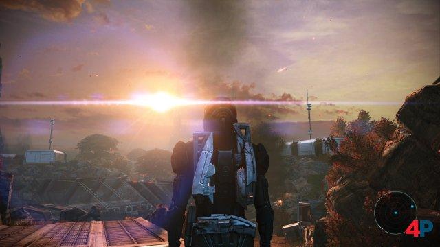 Teilweise wurde sogar die Sonne an einer neuen Stelle platziert, um die Beleuchtung stimmungsvoller zu gestalten.