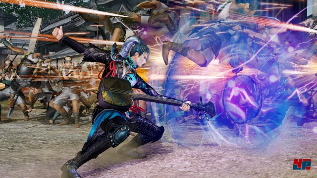 Screenshot - Samurai Warriors 4 (PlayStation4) 92492959