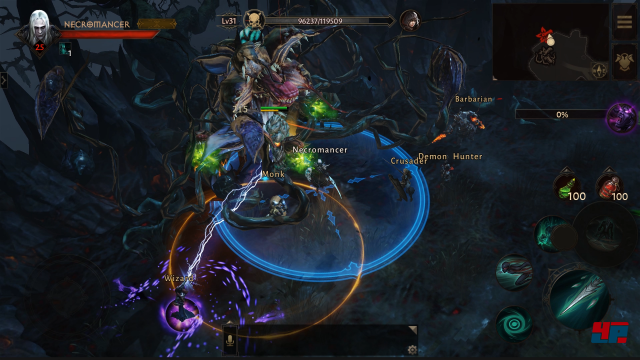 Screenshot - Diablo Immortal (Android) 92576693