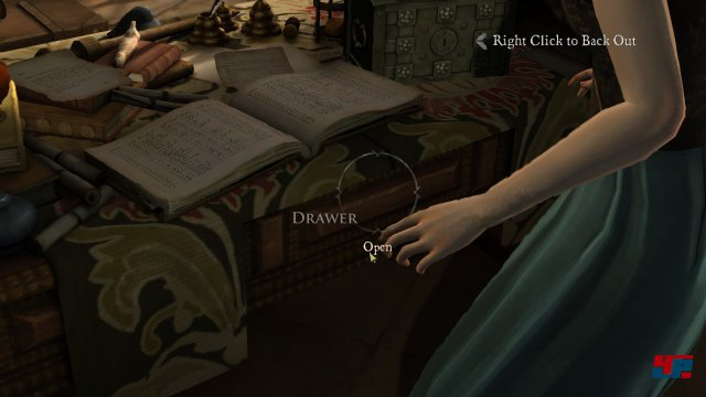 Screenshot - Game of Thrones - Episode 3: The Sword in the Darkness (iPad) 92502868