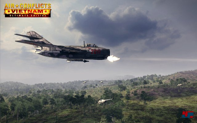 Screenshot - Air Conflicts: Vietnam (PlayStation4) 92479478