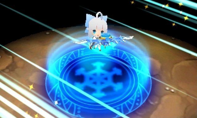 Screenshot - Lord of Magna: Maiden Heaven (3DS) 92503811