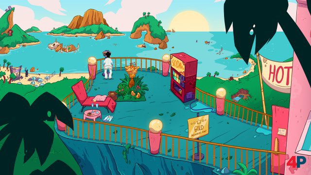 Screenshot - Leisure Suit Larry - Wet Dreams Dry Twice (PC) 92620914